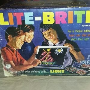 Vintage Lite Bright